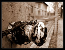 Barbed Wire 2 by SurfGuy3