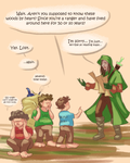 Aragorn is such a n00b (but so are the hobbits) by Earlinwe