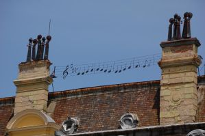 Roof symphony by Adsarta
