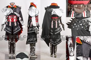 Ezio Costume by Cosplayfu