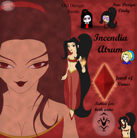 Arill's Rival by GamingGirl73