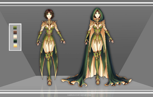 Adoptable Outfit Auction 70(closed) by LaminaNati