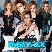 Emma Watson PGN PACK by angiie-dieguez