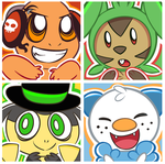 Some Pokes by ecokitty