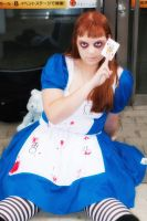 American McGee's Alice Cosplay by inuyashagem18
