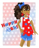 Happy 4th my friends by Tanis711