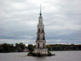 St. Nicholas belltower by Yavanna1815
