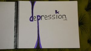 Sketchy: Depression by AnonymousCharles