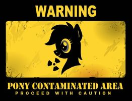 pony contaminated area 2K by kluknawa235