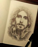 My vision of Jared Leto by AmyLee125