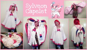Sylveon Capelet by TrafficConeCreations