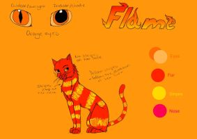 Flame Reference Sheet by Dragon-of-DC
