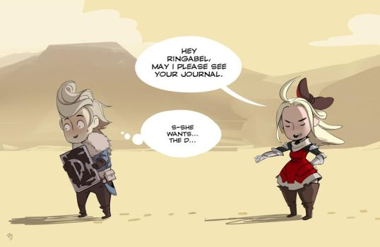Bravely Default: the Great Expectation by Dynamaito