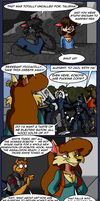 The Cat's 9 Lives! 3 Catnap and Outfoxed Pg86 by TheCiemgeCorner