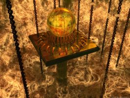 NetHack - The Orb of Fate by calamarain