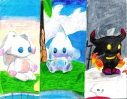 chaos chao by trogdor324