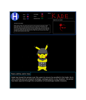 PMD Heroes: Kade by OneOfLifesMysteries