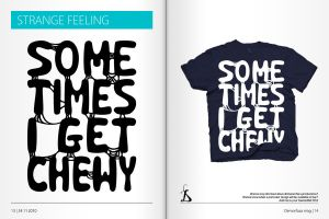 "Demorfoza mag - ""Sometimes..."" by demorfoza"
