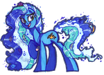Water Mare by EmpressPony