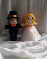 Wedding Dolls by WollMia