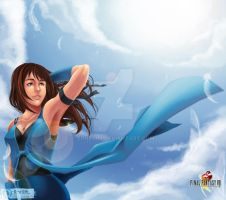 Final Fantasy VIII:Rinoa by Ernz1318
