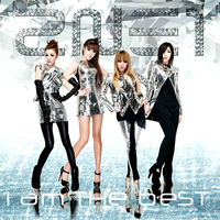 2NE1: I Am The Best 5 by Awesmatasticaly-Cool