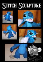 stitch sculpture by rwgirl
