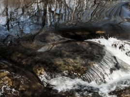 Flowing Water by JoseAvilaPhotography