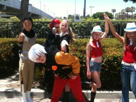 Anime Expo 2012 Our Soul Eater Group by Fainting-Ostrich