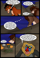 The Lion King Prequel Page 57 by Gemini30