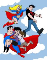 Super Family by TheBlackCat-Gallery
