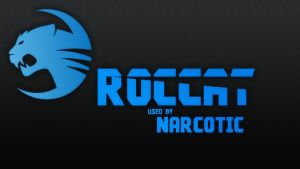Roccat - Narcotic by martinblaaberg