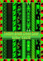 Texture Bright Green Color by Gala3d