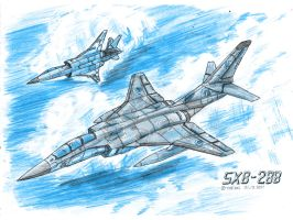 SXB-288 by TheXHS