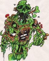 jungle rot by Monsterking777