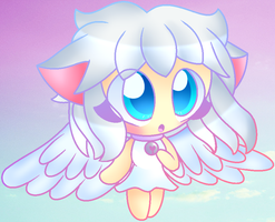 angelic cutie~ by P4ND4-ST4R