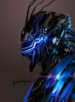 Apocalypse X Machine by benedickbana