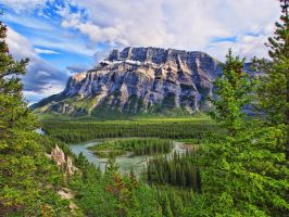 Mountain View by AgilePhotography