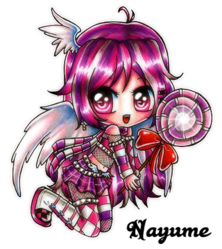 -- Chibi Ceci -- by Nay-Hime