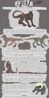 OUTDATED - Canora Species Sheet by loriLUNACY