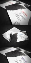 Creative Designer Business Card by glenngoh
