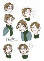 LOTR redesigning Pippin 1 by Bilious