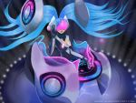 DJ Sona: Ethereal by manic-k