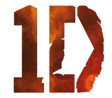 1D Text_PNG_By_Lovola by lovola