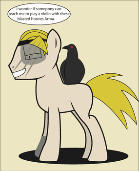 Karl ponified by NightTactician