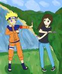 Vany and Naruto by sanuria1