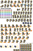 Young Shade sprite sheet by MephistaTheDark