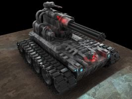 Modular Tank Alt Version 3 by eRe4s3r