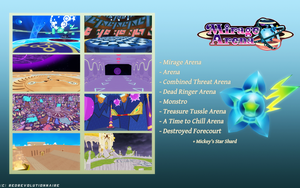 Mirage Arena + extras [DOWNLOAD] by redRevolutionnaire