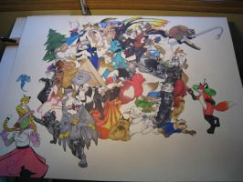 Epic commission progress 6 by temperance